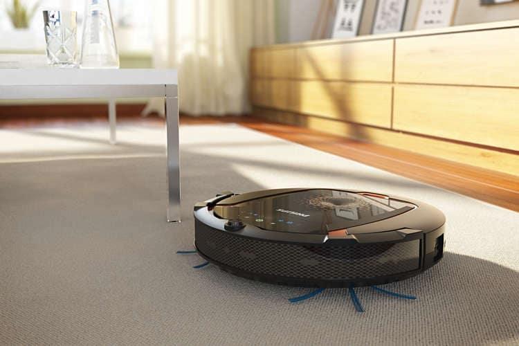 aspirator robot de calitate