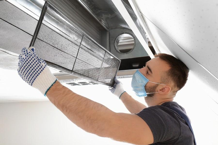 Importanta igienizarii si mentinerii aerului conditionat curat