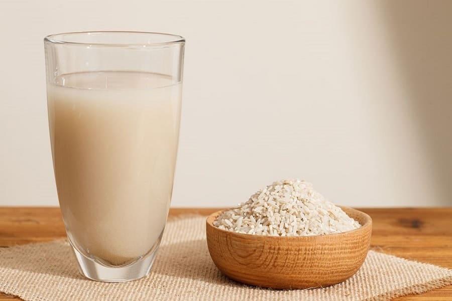 lapte de orez