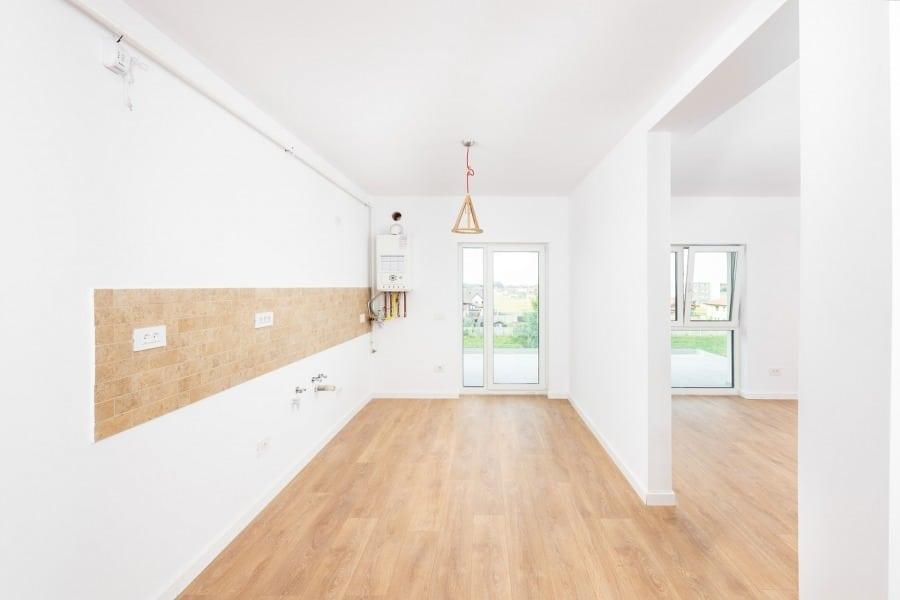 apartament cu 2 camere in Chisoda