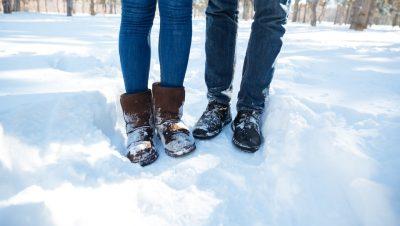 alegere pantofi iarna